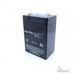 Bateria Selada Rontek 6V / 4A